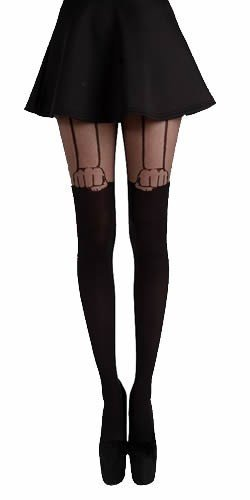 Pamela Mann - Hand Suspender Tights