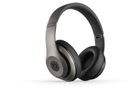 Beats Studio Over-Ear Headphones (Titanium)