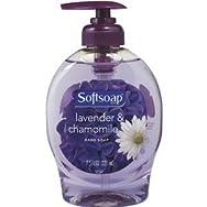 LagasseSweet 29217 Softsoap Liquid Hand Soap-7.5OZ LAVENDER SOFTSOAP