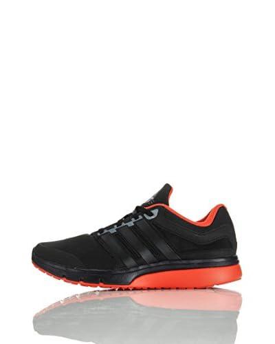 adidas Sneaker Turbo 2 M [Nero/Arancione]