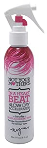 Not Your Mother's In A Heart Beat Blow Dry Accelerator, 6 Ounce