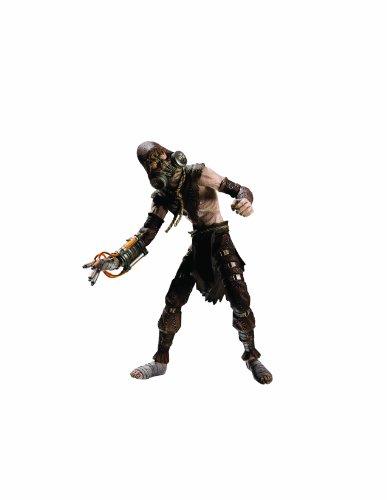 DC Direct Batman: Arkham Asylum Series 1: Scarecrow Action Figure