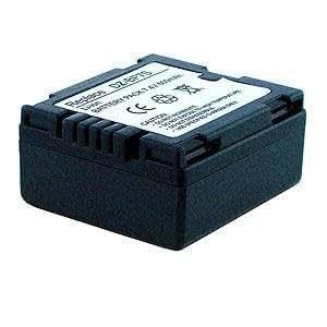 Panasonic Cga-Du07h Camcorder Battery - 700Mah (Replacement)