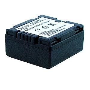 Panasonic Cga-Du07h Camcorder Battery - 700Mah (Replacement)