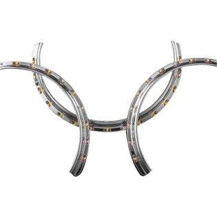 Kuryakyn Led Ring Of Fire With Amber Light For Honda Gl1500 Models