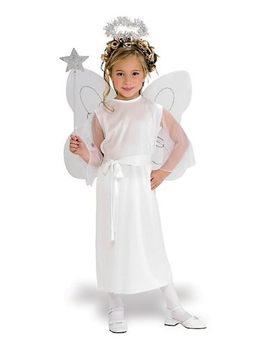Sweet Angel Kids Costume