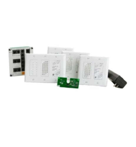OnQ / Legrand IC1400WH 4Location Intercom Kit, White Reviews