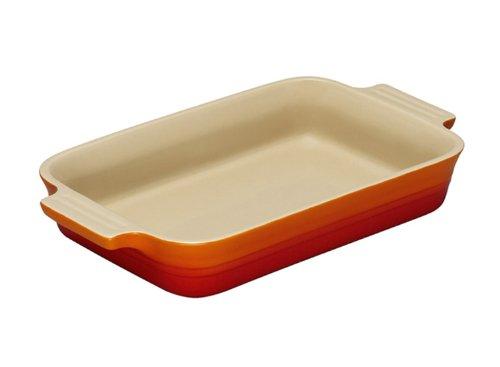 Le Creuset 26 cm Rectangular Dish in Volcanic