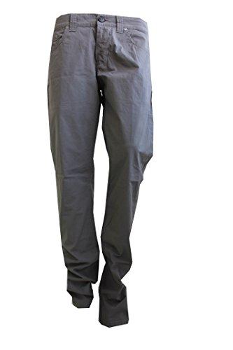 Dondup Pantalone Lucky Grigio Chiaro Uomo Tg 47 Made In Italy