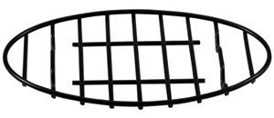Danesco 9 x 12-Inch Oval Non-Stick Roaster Rack