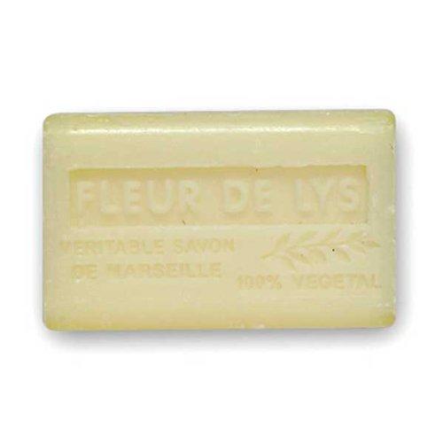 (南仏産マルセイユソープ)SAVON de Marseille 白ユリの香り(SP006)(125g)