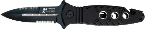 Mtech Usa Xtreme Mx-8044 Tactical Folding Knife (4.5-Inch Closed)