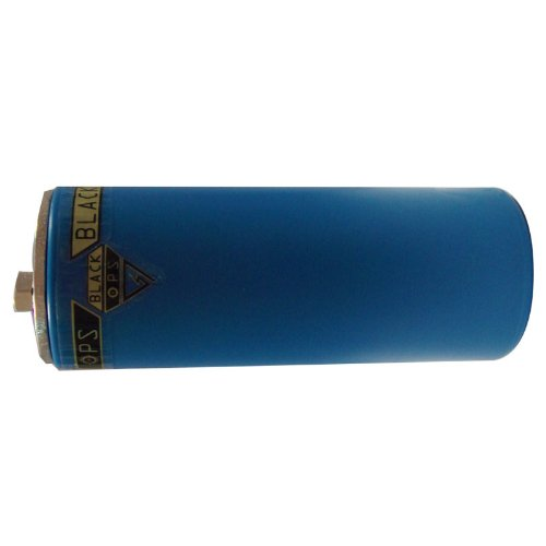 Black Ops Nylo-Lite Axle Pegs - Blue