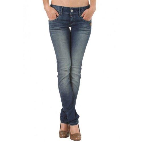 G-STAR -  Jeans  - Slim - Donna Blu (Power Wash) W32/32