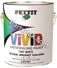 Pettit Paint Co Vivid White - Quart 1161Q