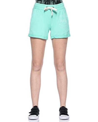 Puma Shorts Washed Shorts [Electric Green]
