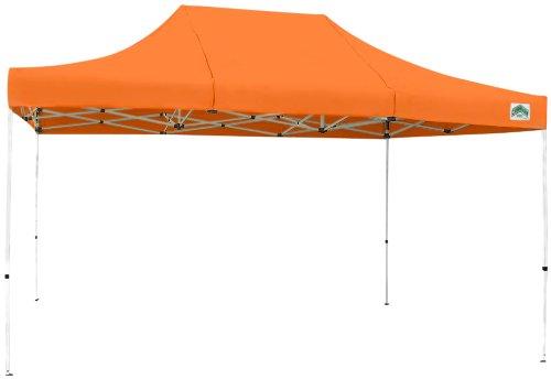 Caravan Canopy 10 X 15-Feet Classic Basic Canopy Kit, Orange front-171818