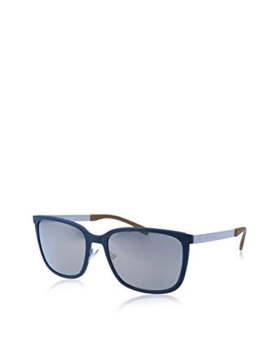 Hugo Boss Gafas de Sol 0723-S-VXQ (56 mm) Azul / Marrón