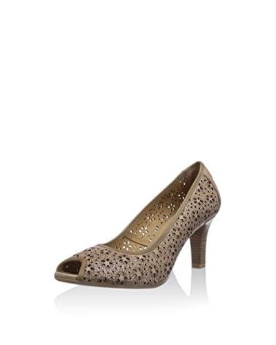 Caprice Zapatos peep toe 29300