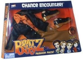 Bratz Boyz Fashion Pack - Chance Encounter - Buy Bratz Boyz Fashion Pack - Chance Encounter - Purchase Bratz Boyz Fashion Pack - Chance Encounter (Bratz, Toys & Games,Categories,Dolls,Fashion Dolls)