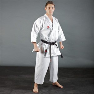 Kyoto Kids Kyoto WKF Approved Kata Karate Suit 2.5/155cm
