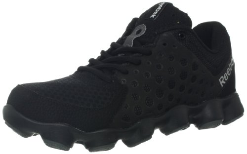 Reebok Men's ATV19 Trail Running Shoe,Black/Rivet