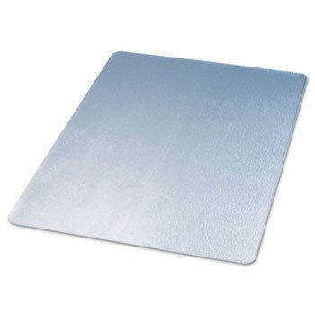 New-deflect-o CM21442F - EconoMat Hard Floor Chair Mat, 46w x 60l, Clear - DEFCM21442F