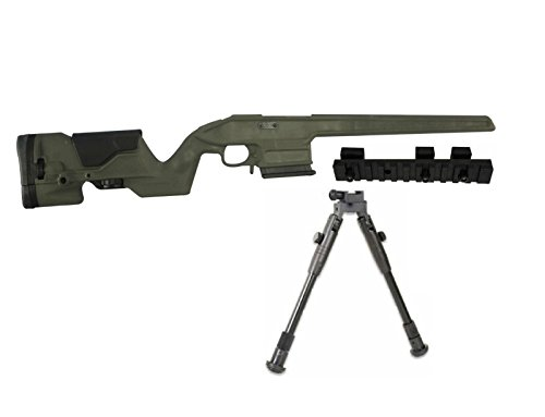 ProMag OD Olive Drab Green AA9130 Archangel Stock With Cheek - Import It All