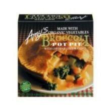 Amy's Broccoli Pot Pie, Organic, 7.5-Ounce Boxes (Pack of 12) (Pot Pie Sauce compare prices)