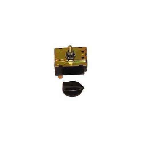 Jiffy Steamer 0199 J-4/4000 switch and knob. (Jiffy Steamer 4000 compare prices)