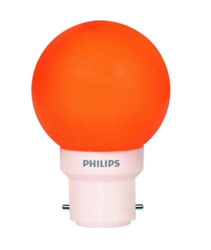 Joy Vision Pearl Candy 0.5W LED Bulb (Orange)