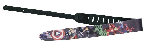 Peavey Marvel Six Leather Guitar Strap