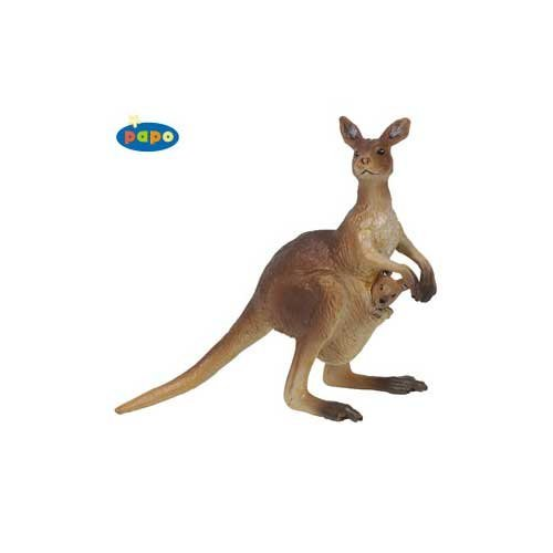 Kangaroo - Action Figures by Papo Figures (50023)