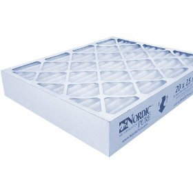 20 x 25 x 5 Furnace Filter Honeywell Air Filter Replacement 20x25x5 MERV 12 A/C Furnace Filters (Box of 4) (Honeywell 20x25x5 Merv 12 compare prices)