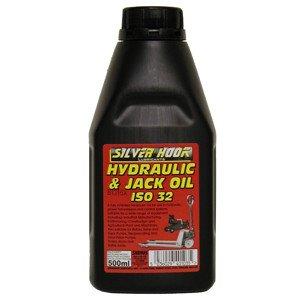 TROLLEY & BOTTLE JACK OIL ISO 32 HYDRAULIC OIL 500ml