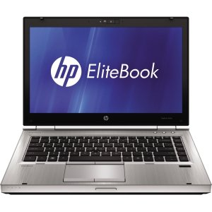 HP EliteBook 8460p SM778UP 14 LED Notebook - Intel - Core i5 i5-2520M 2.5GHz - Platinum