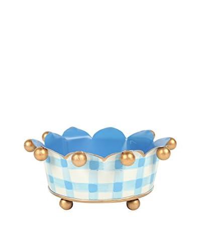 Jayes Gingham Coaster, Blue
