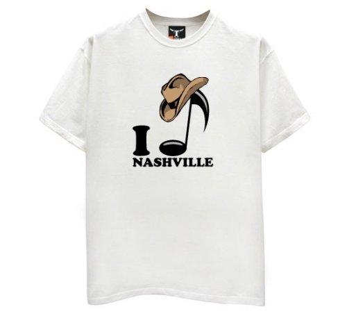 I Love Nashville - Buy I Love Nashville - Purchase I Love Nashville (Direct Source, Direct Source Shirts, Direct Source Womens Shirts, Apparel, Departments, Women, Shirts, T-Shirts)