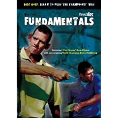 Disc Golf Fundamentals Vol 1 DVD - Learn to Play the Champions