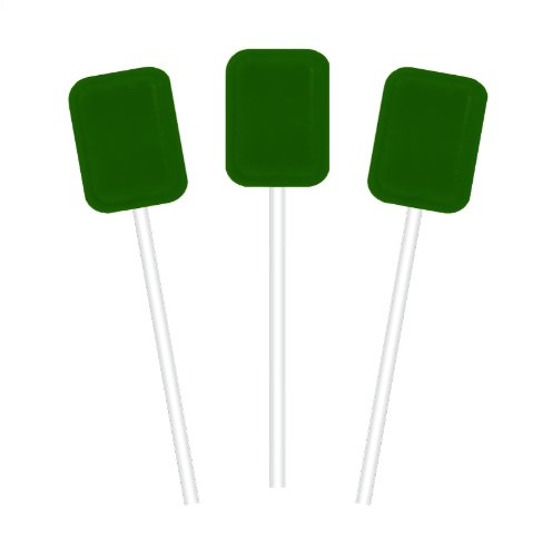 Yost Gourmet Pops, 100 Count Carton (4.5 Lbs) - Lime Cooler front-845030