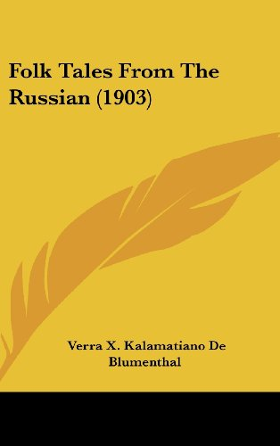 Folk Tales from the Russian (1903)
