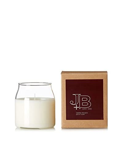 Bluewick Candles 17-Oz. Santal Woods Jasper + Boon Chic Series Candle