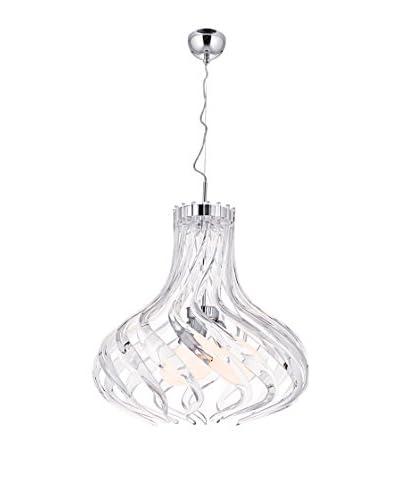 Thuis Mania hanglamp Valens transparante 50 cm