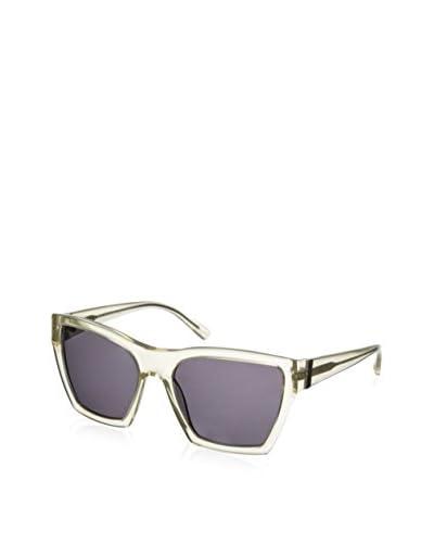 Marc by MARC JACOBS  Women's Sunglasses, Beige Sheer