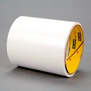 3M 9457 Clear Transfer Tape - 3.375 in Width x 0.001 in Thick - Densified Kraft Paper Liner - 95876 [PRICE is per CASE] zb 031 red rubber layout width 1 3m price for per meter