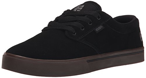 Etnies Men's Jameson 2 Eco Lace Up Shoe, Black/Black/Gum, 9 D US