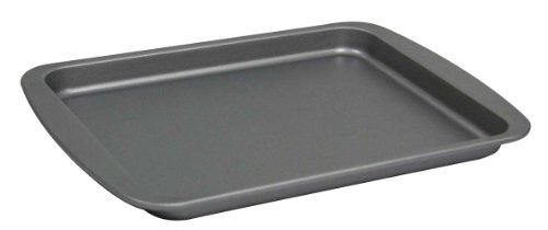 OvenStuff Non-Stick Personal Size Cookie Pan, 8.5 x 6.5-Inch (Small Pans For Toaster Oven compare prices)