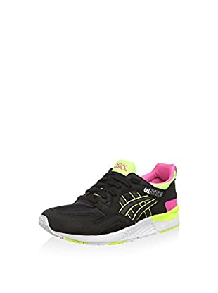 Asics Zapatillas Gel-Lyte V Gs (Negro)