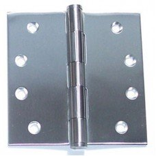 4x4inch 3.0mm Square Corner Heavy Duty 2 Ball Bearing Stainless Steel Hinges