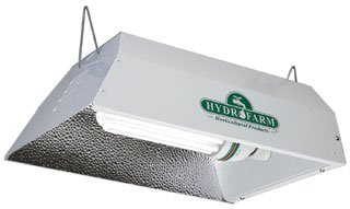 Hydrofarm FLC0125D Fluorescent Grow Light System